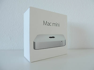 Apple Mac Mini Core i7 3,0 GHz 16GB RAM 1TB SSD OS X NEUWARE