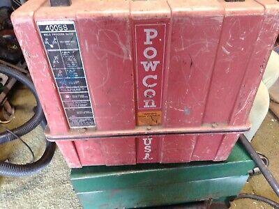 Powcon 400ss Welder