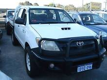 REDUCED PRICE 2007 TURBO DIESEL 4X4 TOYOTA HILUX Maddington Gosnells Area Preview