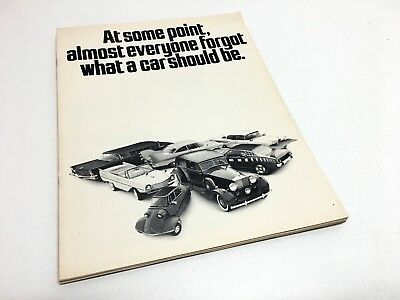 1974 Saab 99-LE-EMS Sonett III Brochure for sale  Canada