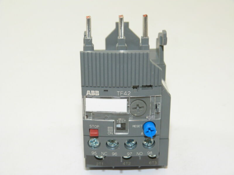 ABB TF42-24 Thermal Overload Relay 20-24a NEW 1yr Warranty