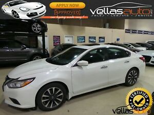 2016 Nissan Altima 2.5 SV| SUNROOF| ALLOYS| HEATED SEATS