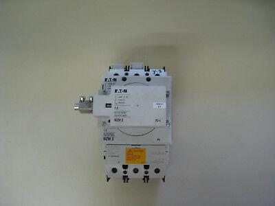 Moeller Eaton Nzm 2 Breaker Nzm 600vac 3 Pole Free Shipping