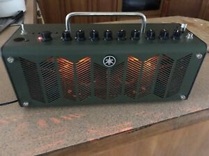 Yamaha THR10X Extreme High-Gain Stereo Amp and Audio Interface.