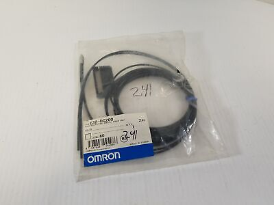Omron E32-dc200 Photoelectric Switch