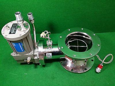 Ulvac Cryo-t6e Cryogenics Super Trap Cryopump Rs10 Refrigerator Unit Used