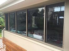 anodised window assembly for renovation Mollymook Shoalhaven Area Preview