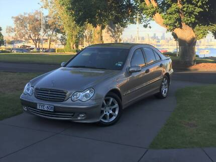 Mercedes-Benz C220 - With Roadworthy Certificate - CDI Classic Williamstown Hobsons Bay Area Preview