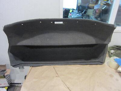 Maserati 4200 Spyder - Rear Trunk Seat Back Carpet - Grey - P/N 66739800