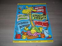 Giraffone Autista Ioio' Fotografo E Altri Craveri Conti Anaf 1973 - conti - ebay.it