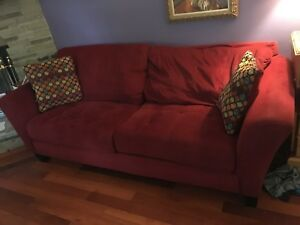 Ashley Furniture Piece of Crap Couch