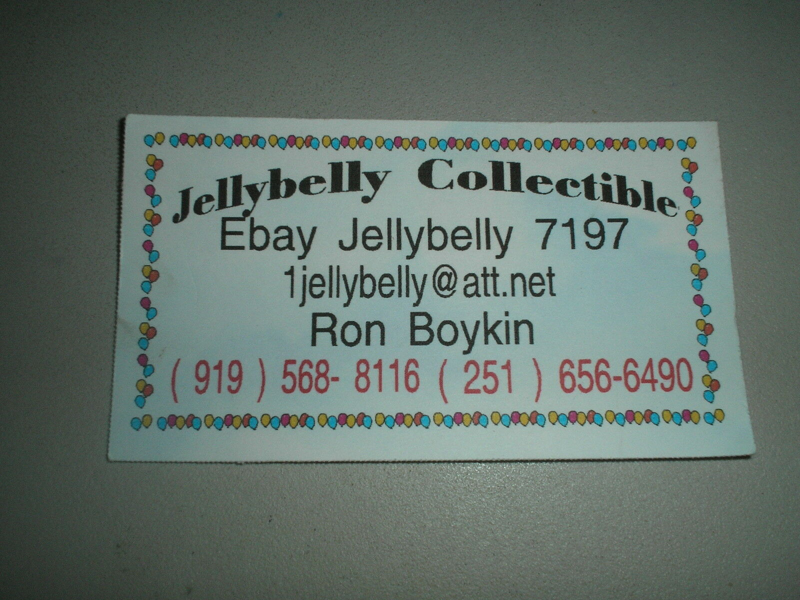 Jellybelly s Collectibles