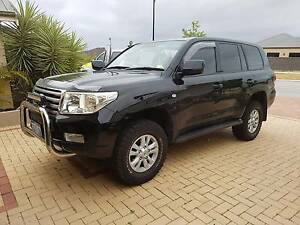 2008 Toyota VX Diesel LandCruiser 150,000kms Quinns Rocks Wanneroo Area Preview