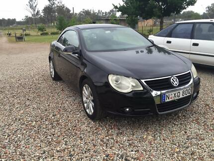 2008 Volkswagen Eos Convertible Llandilo Penrith Area Preview
