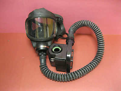 Msa Permissible Power 7-900-1 Ultravue Full Respirator Facepiece-medium 7-203-1