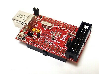 Olimex Lpc-h2148 Prototype Header Board For Lpc2148 Arm7tdmi-s Microcontroller