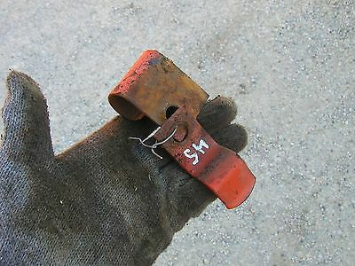 Allis Chalmers Wd45 Wd Tractor Ac Fender Mount Brackets For Hand Crank