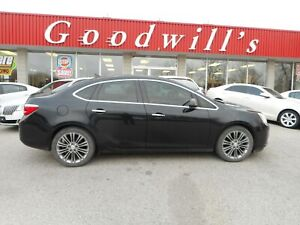 2014 Buick Verano LEATHER PKG! HEATED LEATHER SEATS! REMOTE STAR