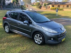 2012 Peugeot 207 HDi Turbo Diesel 6 Speed Manual Wagon Kellyville The Hills District Preview