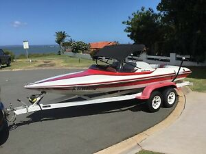 1988 Camero Volante Ski Boat Ormiston Redland Area Preview