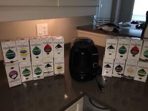 Bosch Tassimo plus cups