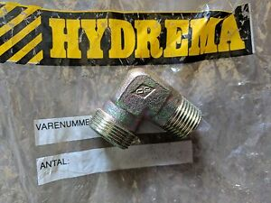 hydrema-IDRAULICO-GOMITO-adattatore