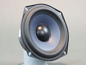 4 ohms MW-5530 Woofers 5 1/4