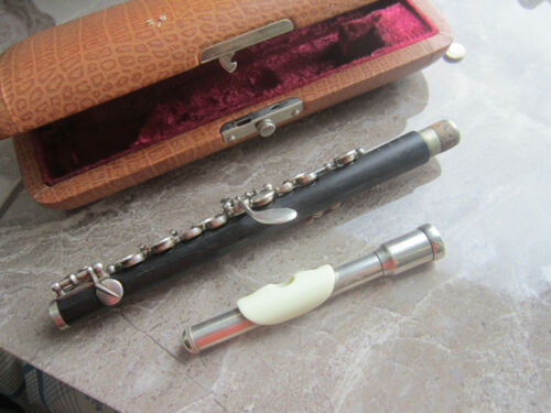 Hammig Philippe  piccolo  FLUTE   MADE IN GDR