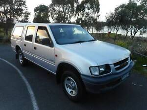 1999 Holden Rodeo LX Automatic Ute LOW KS WITH REG AND RWC!! Moorabbin Kingston Area Preview