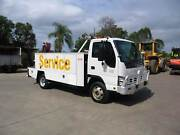 isuzu service truck 2007 Willawong Brisbane South West Preview