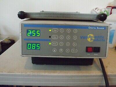 Vwr 980001 Digital Orbital Platform Benchtop Shaker 57018-754 Ds-500