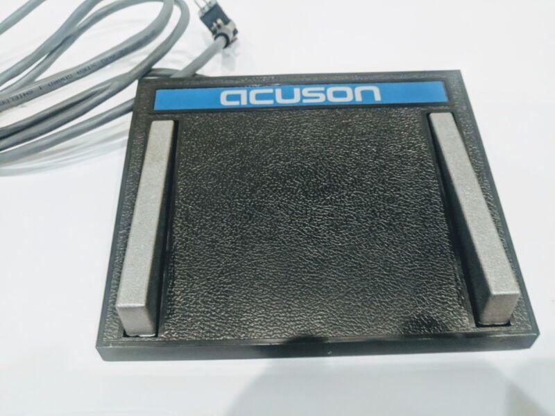 Acuson Ultrasound Foot Pedal 11178 REV. C