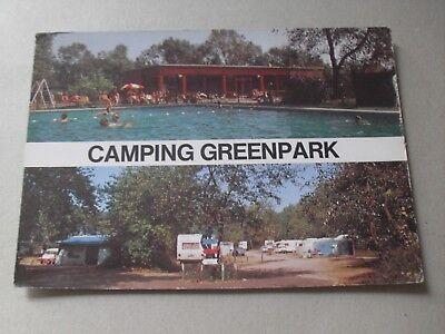 CP de La Panne - Camping Greenpark  - De Panne