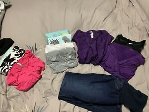 Maternity and nursing clothing lot