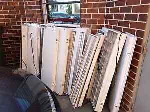 Fluro light fittings Auburn Auburn Area Preview