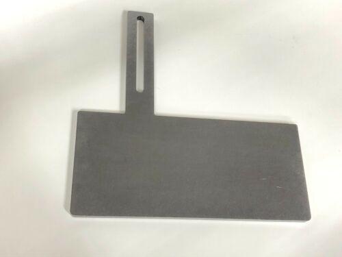 """Belt Grinder Tool Rest for 2x72"""" knife making grinder - LARGE"""