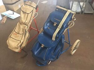 Golf bags - FREE Kent Town Norwood Area Preview
