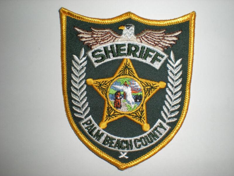 PALM BEACH COUNTY, FLORIDA SHERIFF