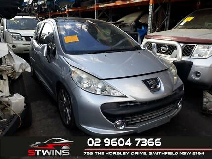 Wrecking 2007 peugeot 207 auto 16l free deliv s007 wrecking wrecking 2007 peugeot 207 16l manual fandeluxe Choice Image