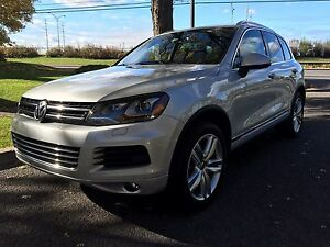 Volkswagen Touareg Execline TDI 2014