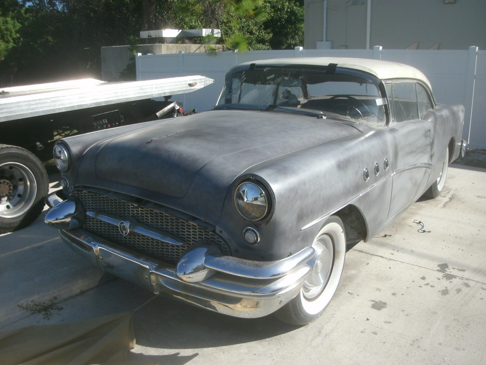 1955 Buick Special Coupe Absolute Acution