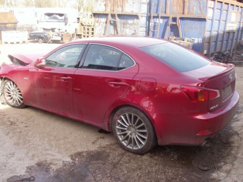 LEXUS IS250 F SPORT AUTO 4 DOOR SALOON 2005-2013 2.5 BOOTLID