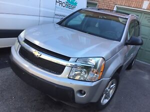 Chevrolet Equinox Reduced Price to sell ready to drive