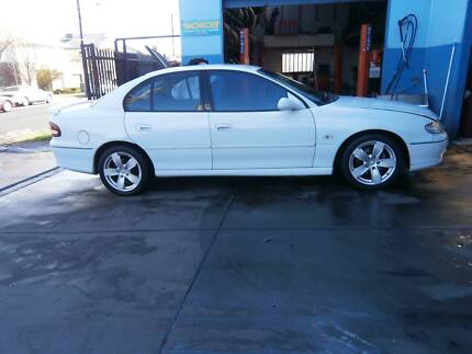 2000 Holden Commodore Sedan Maidstone Maribyrnong Area Preview