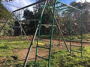 Kids outdoor swing set Waramanga Weston Creek Preview