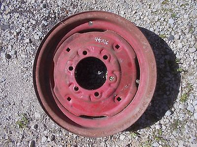 Farmall Ih 460 560 Tractor 16 X4 14 Press Style Mount Front Rim For Tire To Hub