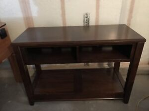 Set of four living room tables