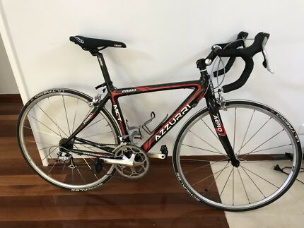 AZURRI PRIMO FULL CARBON ROAD BIKE ULTEGRA group S$2999 sell $549