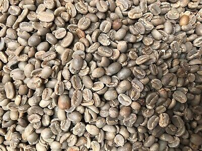Organic Sumatra Coffee Beans Unroasted Grade # 1 Green Coffee 5 Pound (Organic Coffee 5 Pound Bag)