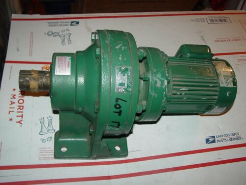 "Sumitomo SM-Cyclo HM3115/09 1/3 hp 3ph Electric Motor  289:1 ratio 1-1/2"" output"